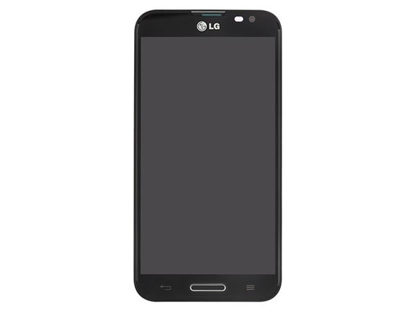 lcd screen and digitizer assembly with front housing for LG optimus G pro