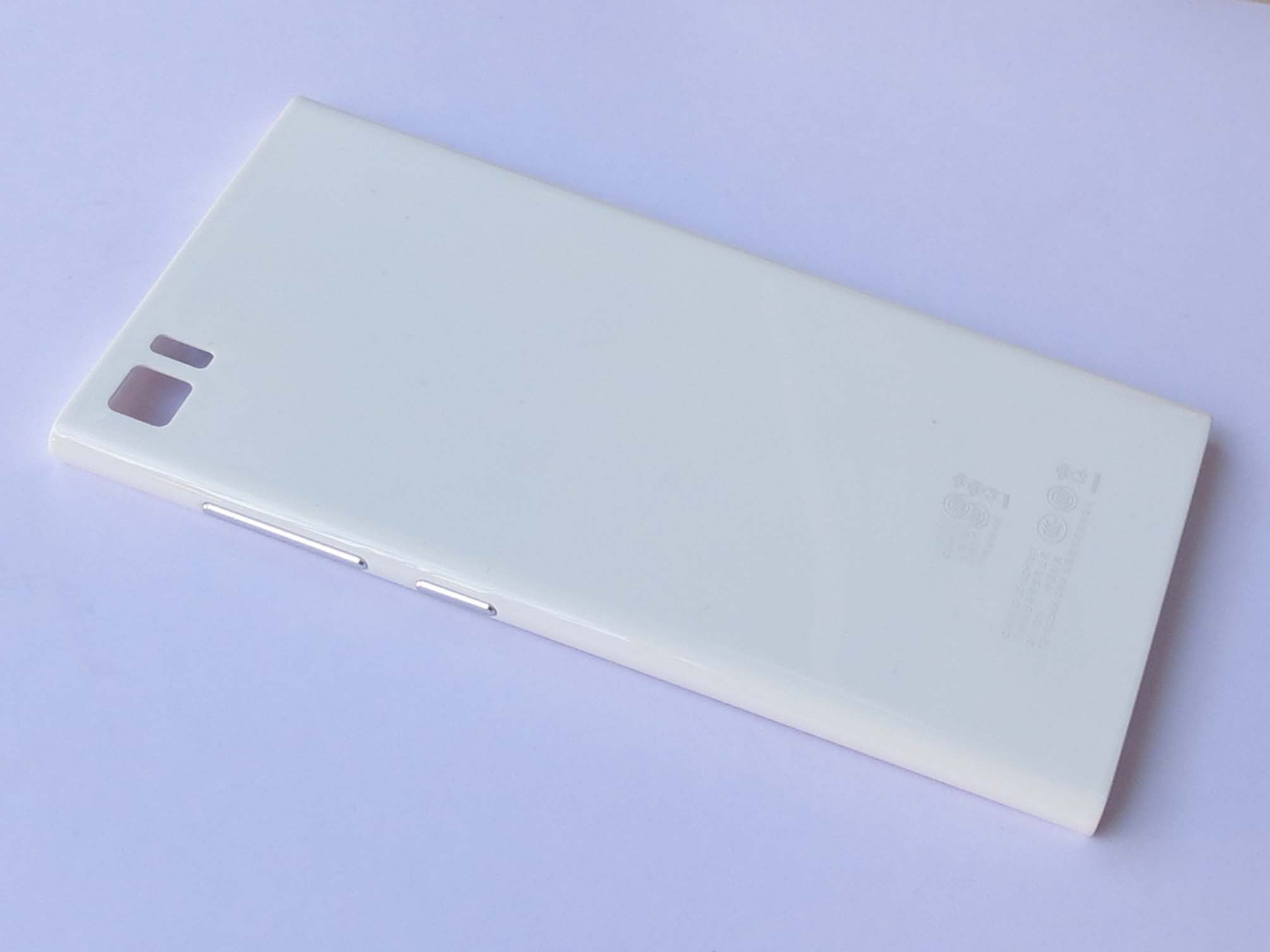 Battery Cover Back Housing Cover for xiaomi 3 m3 mi3 -White