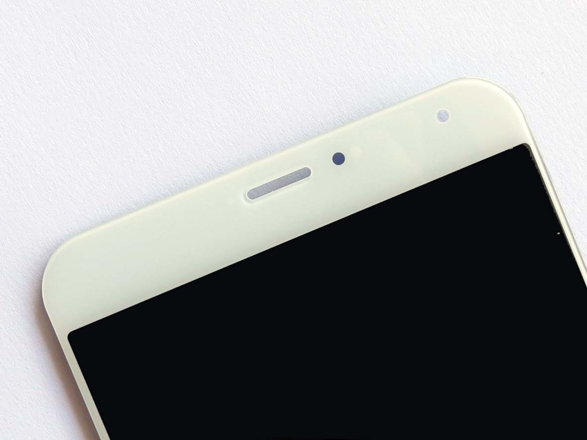 Original LCD Touch Screen Assembly with OEM outer glass for Meizu Pro 5 – White