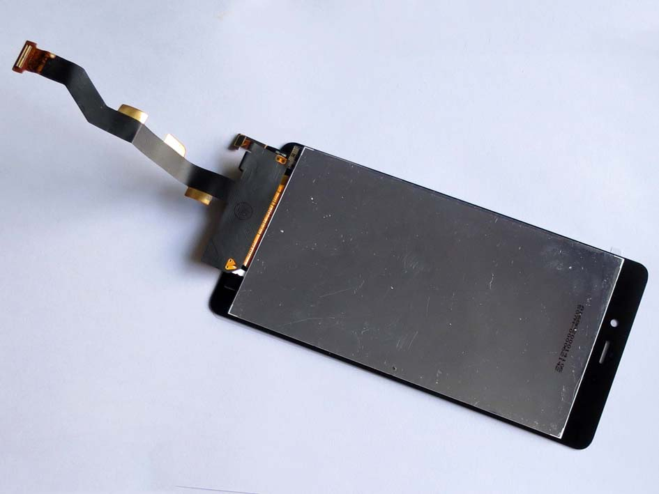 Original LCD Touch Screen  Assembly with OEM outter glass for xiaomi MI Note - Black