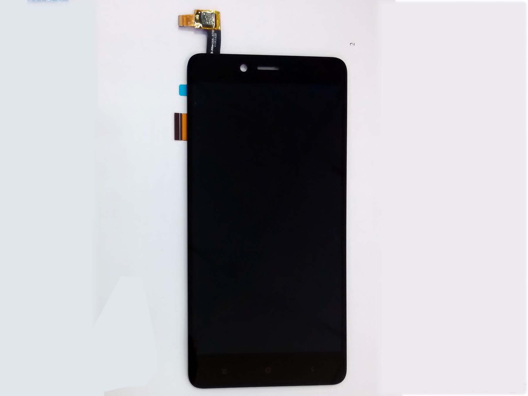 Original LCD display Touch Screen and Digitizer Assembly for xiaomi Redmi Note 2 - Black