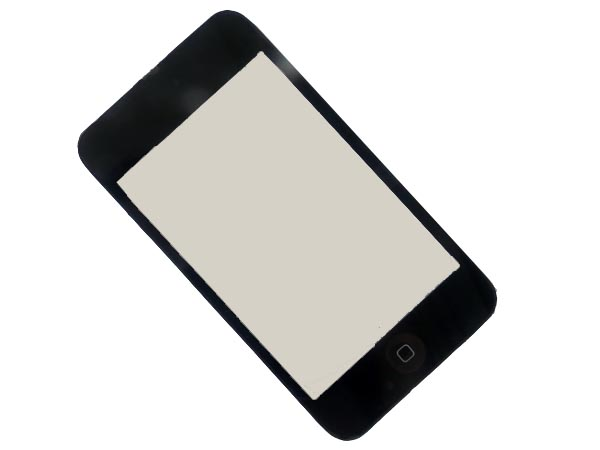 Digitizer Touch Screen Assembly for iPod Touch 2nd Generation