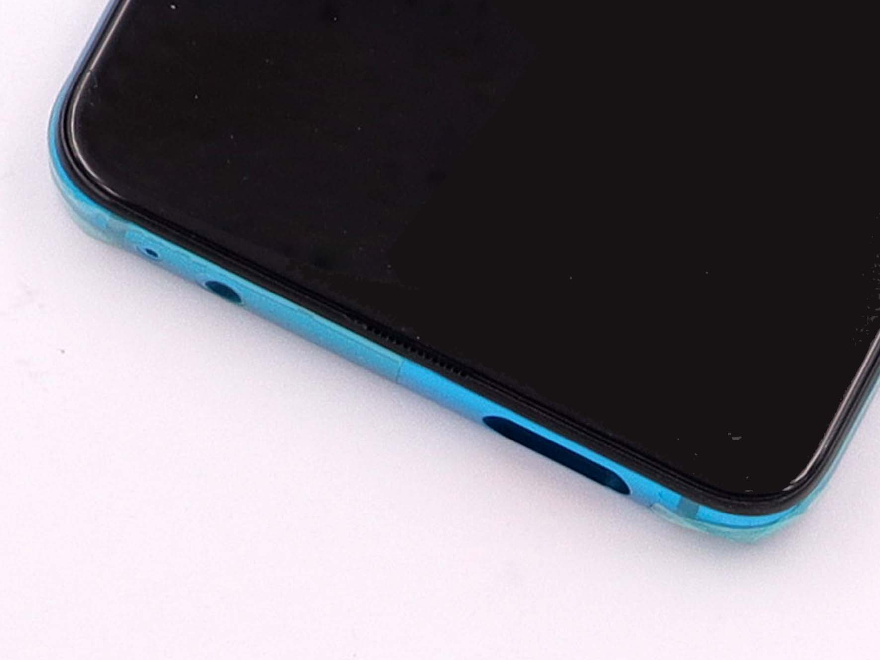 Complete screen for iPhone 5- Dark blue