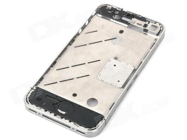 Middle frame for iPhone 4 -  silver