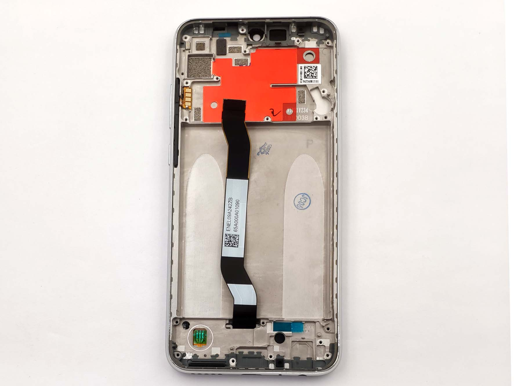 Double side Glue kit attachment frame with repair parts for Xiaomi mi3