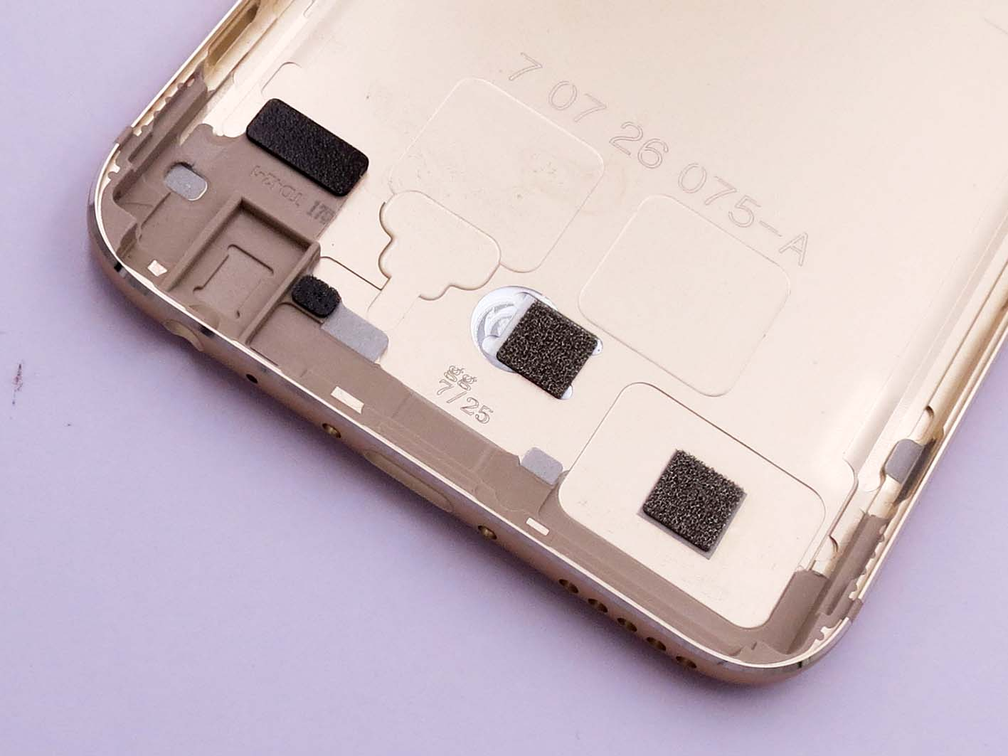 Original Battery Cover Back Housing Cover for xiaomi 5x & A1 Black&Gold&Pink&Red
