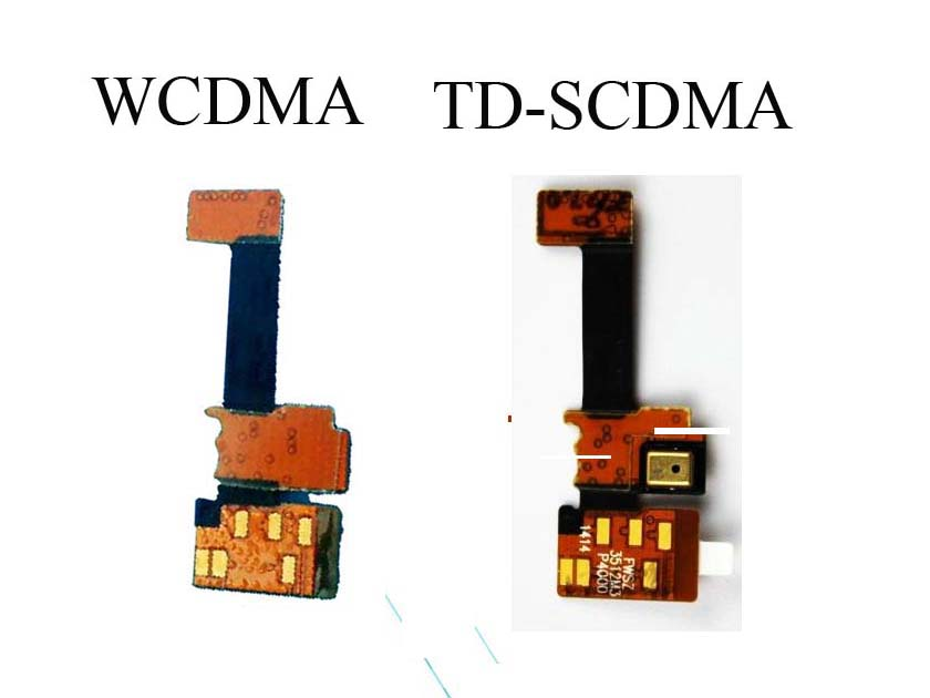 WCDMA  version Proximity Sensor Light Flex Cable Ribbon for Xiaomi mi3