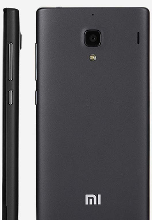 Battery door Back Housing Cover for xiaomi hongmi redmi 1S - Black
