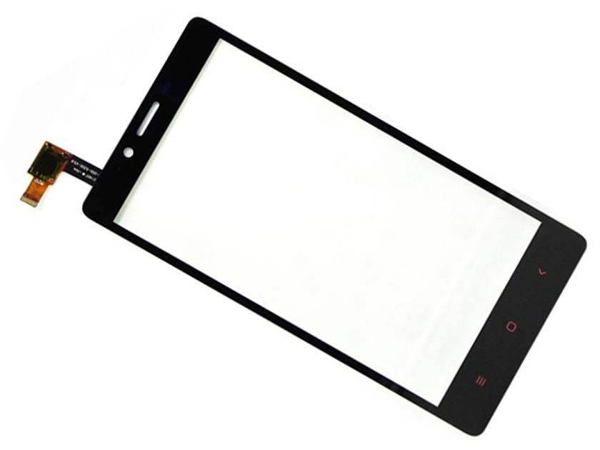 Digitizer touch Screen For hongmi&Redmi note - Black
