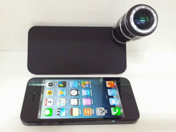 Telescope Camera Lens for iPhone5 10X Zoom