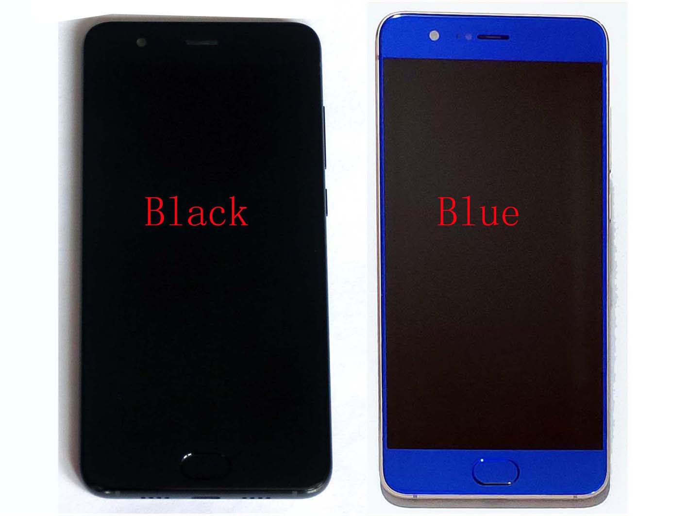 Original Complete screen with front housing for xiaomi NOTE 3 – Black&Blue