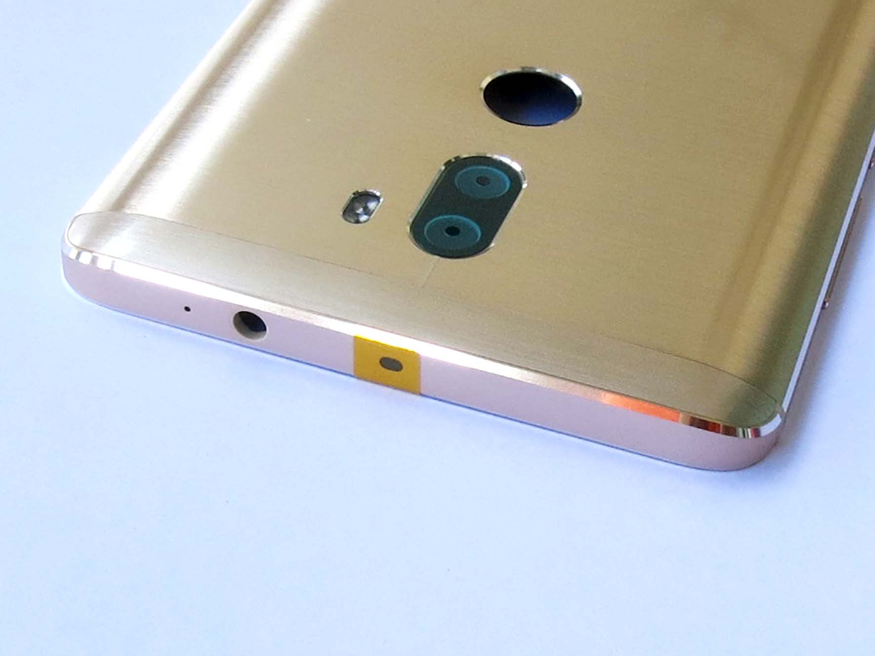 Original Battery Cover Back Housing Cover for xiaomi 5s plus -Gold
