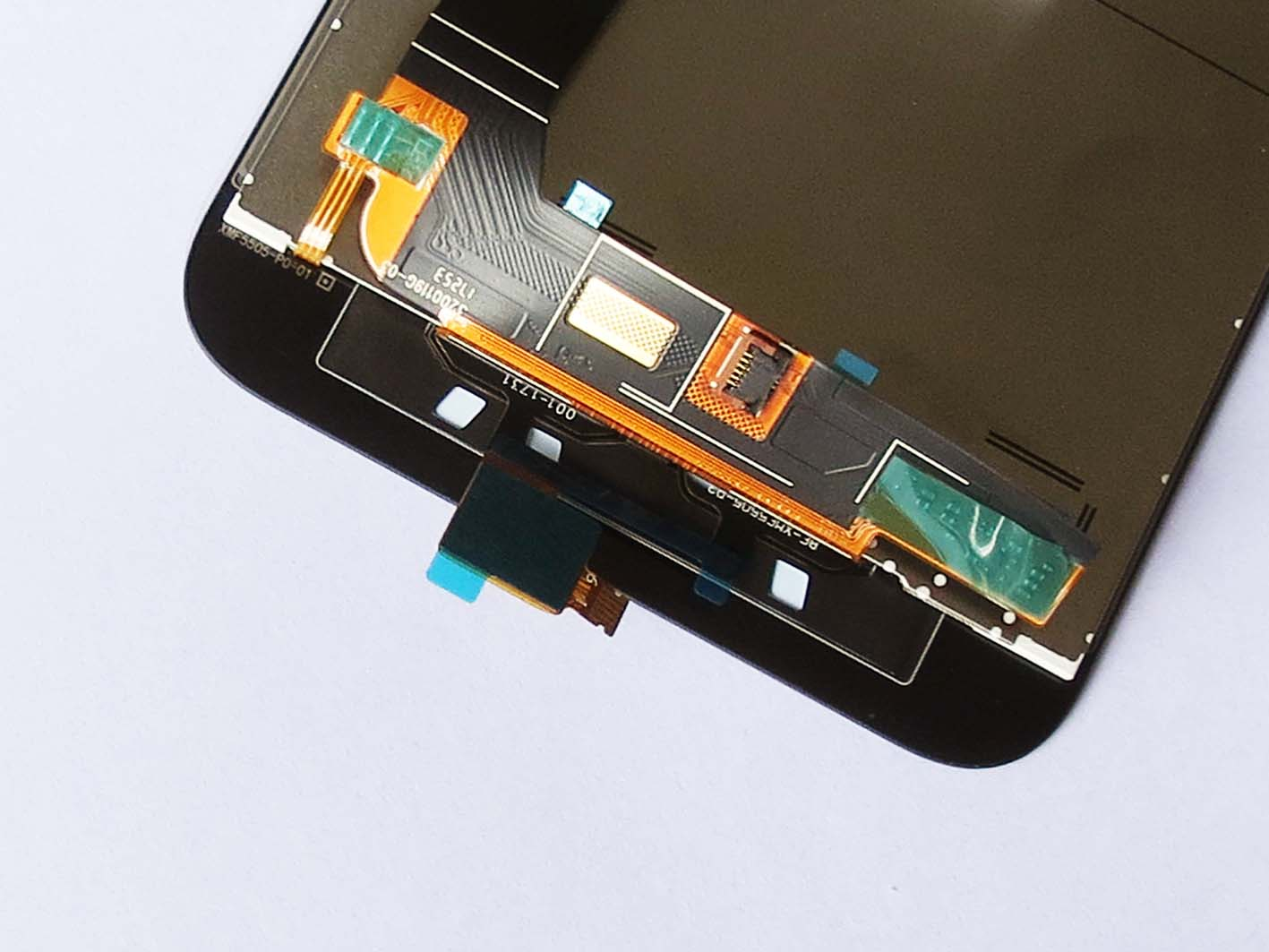 Original LCD Screen and Touch Screen Assembly for Xiaomi 5x & A1-Black & White